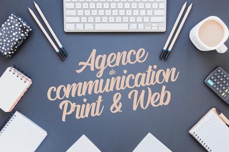Une agence de communication au Puy-en-Velay.