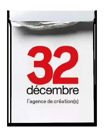 32 Décembre, l'agence de communication à Saint-Etienne