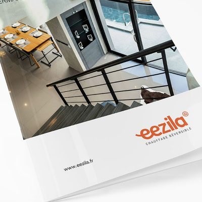 Création de la marque et du site internet eezila.