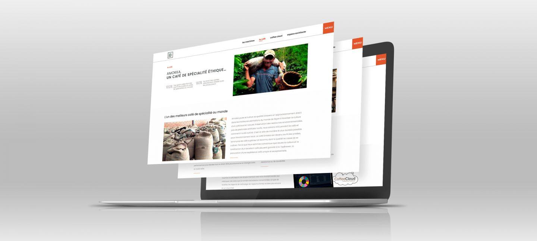 Création du site web TopBrewer