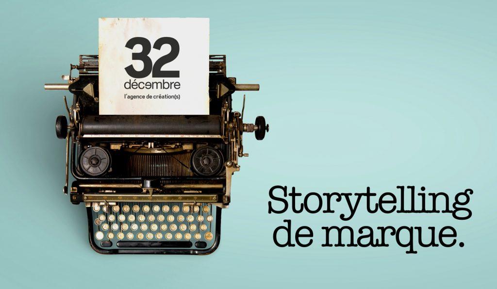 Créer un storytelling de marque.