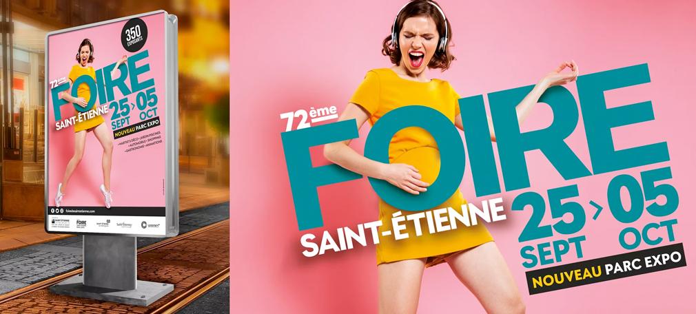Comment unication d'événements Foire de Saint Etienne 2020