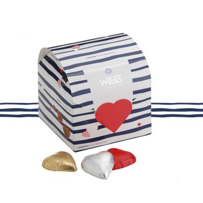 création packaging saint-valentin weiss