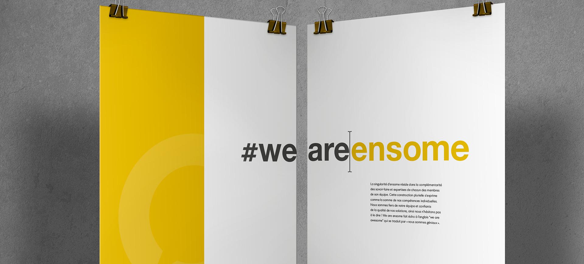 Création d'une nouvelle marque par notre agence de communication à Saint-Etienne