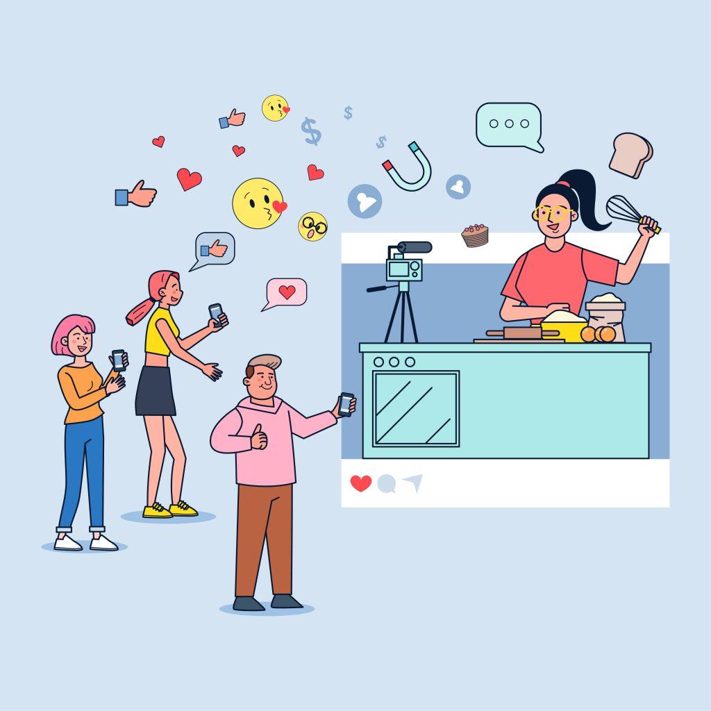 Influence, brand content, macro influence, micro influence, brand strategy, stratégie de marque, social media, communication, stratégie de communication, agence de communication